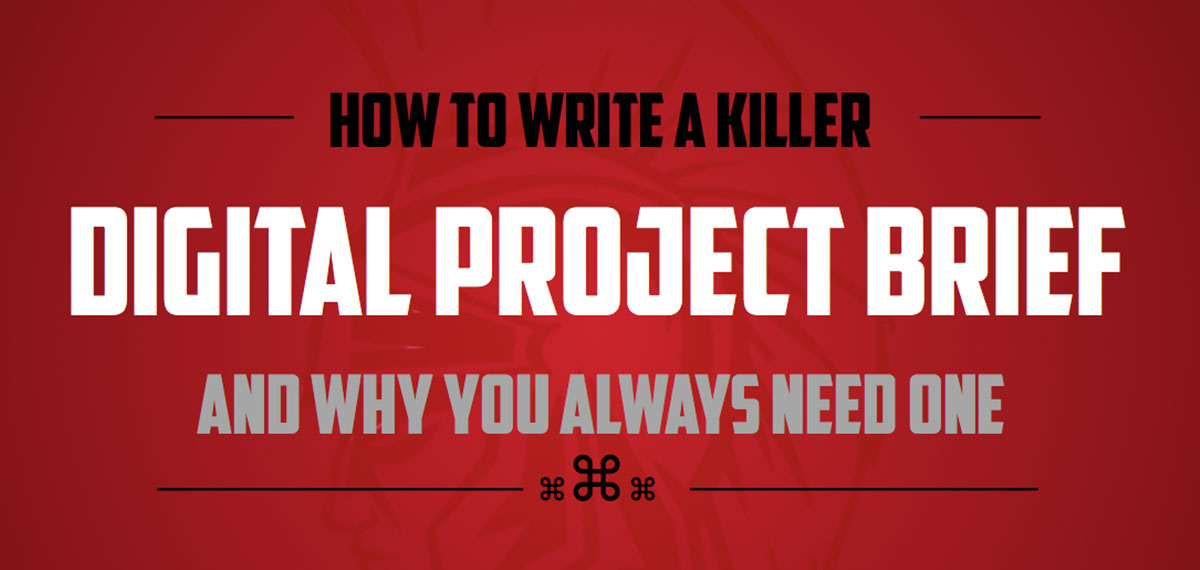 How to write the perfect digital project brief