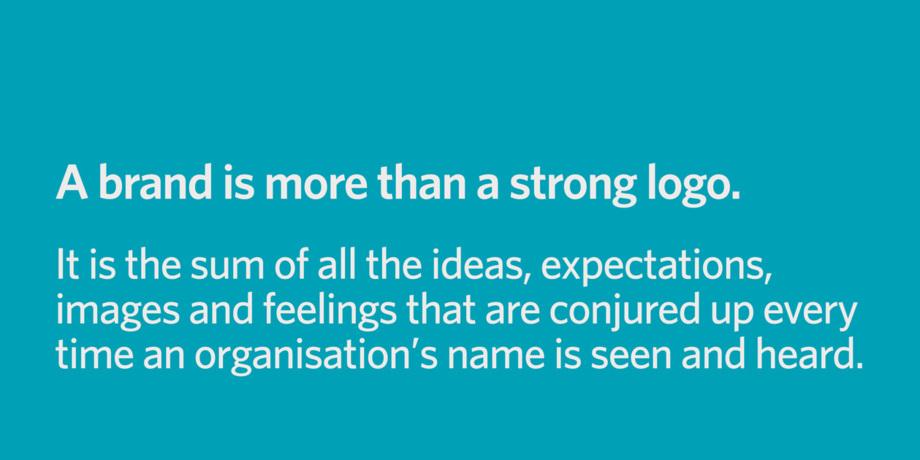 A brand identity definition