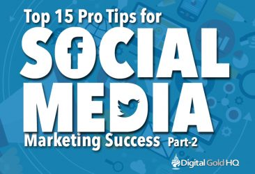 15 Pro Tips for Social Media Marketing Success - Part 2