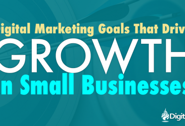 Digital Goals that drive Growth for Small Businesses