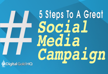 5 Easy Steps To A Great Social Media Campaign