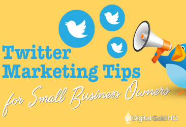 Twitter Marketing Tips for Small Business Owners