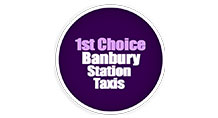 DIGITAL GOLD HQ – Who We Work With – 1st Choice Banbury Station Taxis
