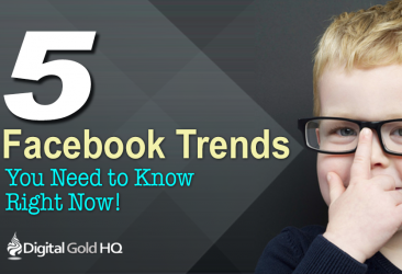 5 Key Facebook Trends You Need to Know Right Now