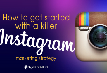 HOW TO GET STARTED WITH A KILLER INSTAGRAM STRATEGY